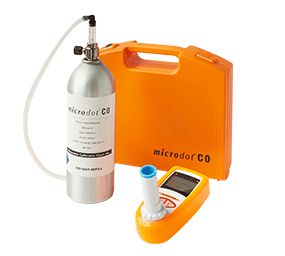 microdot® Breath Analyzer kit.