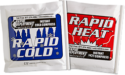microdot ® Rapid Deployment Rapid Heat and Rapid Cold packs